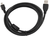 Cable Gembird CCF-USB2-AM5P-6 / Black