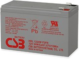 UPS Battery CSB 12V 9AH Long Life HRL1234W