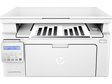 MFP HP LaserJet Pro MFP M130nw / A4 / Mono Printer / Copier / Color Scanner / WiFi / White