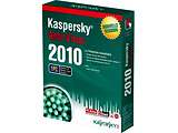 Kaspersky Anti-Virus 9.0 OEM 01 Dt Base 3 months