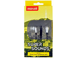 Maxell SUPER SOUND Black / Pink