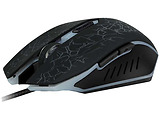 Mouse SVEN GX-950 / Gaming / 4 color backlight / Soft Touch / Black