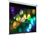 "Elite Screens 85"" 152,4x152,4cm Manual Pull Down Screen M85XWS1"