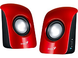 Speakers Genius SP-U115 / 1.5W / Blue / Red / White
