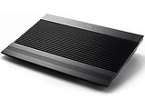 "Cooling Pad Deepcool N8 / up to 17"" / Black"