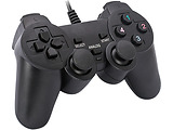 Game Pad MARVO GT-006 / 15 buttons / 2 sticks / Soft / Vibration / Black