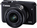 Canon EOS M10 Kit Black