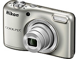 Nikon Coolpix L31 Silver / Red