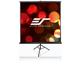 "Elite Screens 136"" T136UWS1 243,8x243,8cm Tripod Series Pull Up Black"