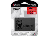 "SSD 2.5"" Kingston SSDNow A400 SA400S37/120G / 120Gb"