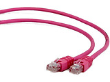 Cable Cablexpert PP12-5M 5E / Pink / Purple / Yellow / Black / Blue / Red