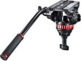 Manfrotto PRO VIDEO HEAD 75MM -M SIZE MVH502A