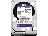 "HDD Western Digital Caviar Purple WD20PURZ / 2.0TB / 3.5"" SATA3 / 64MB  / 5400 rpm"