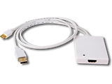 LMP Mini-DisplayPort & USB Audio to HDMI adapter