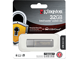 USB Kingston DTLPG3/32GB / Silver