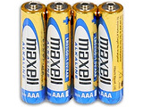 Maxell Alcaline Battery LR03/AAA / 4pcs / MX_723671.04.CN