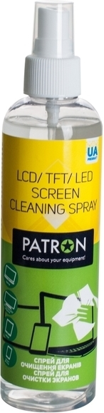 Patron Cleaning liquid for screens F3-001