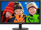 "Monitor Philips 223V5LHSB2 / 21.5"" FullHD / 5ms / 200cd / LED10M:1 / Black"