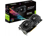 VGA ASUS STRIX NVIDIA GeForce GTX 1050Ti /4GB DDR5 / 128bit / STRIX-GTX1050TI-4G-GAMING