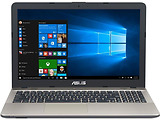 "Laptop ASUS X541NA / 15.6"" HD / N4200 / 4Gb / 500Gb / Intel HD Graphics / Windows 10 / Black"