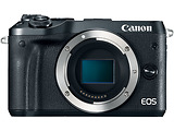 Camera Canon EOS M6 Body Silver