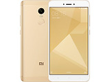 "GSM Xiaomi Redmi Note 4X / 4Gb + 64Gb / DualSIM / 5.5"" FullHD IPS / Mediatek MT6797 Helio X20 / 13 Mp + 5 Mp / 4100 mAh / Gold / Black"