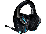 Headset Logitech G933 Artemis Spectrum / 7.1 Surround /  Wireless / 981-000599 / Black