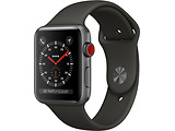 Apple Watch Series 3 42mm Sport Band / Grey