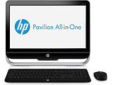 "AIO HP Pavilion 23-b010 / 23"" LED / AMD E2-1800 / 4Gb / 500Gb / HD7340"