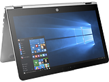 "Laptop HP Envy 15-AQ173 x360 Convertible / 15.6"" FHD IPS WLED-backlit Multitouch / i7-7500U / 8Gb DDR4 / 256GB SSD / Intel HD Graphics 620 / Windows10 Home/ Silver"