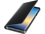 Samsung Clear View Cover for Galaxy Note 8 Black / Gold / Grey