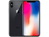 Apple iPhone X 64Gb Grey / Silver