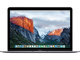 "Laptop Apple MacBook / 12.0"" Retina / Intel Dual Core M3 / 8GB DDR3 / 256GB SSD / Intel HD 515 / Mac OS X / Face Time Camera / Grey / Pink"