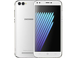 "GSM DOOGEE X30 / 5.5"" 1280x720 / MT6580 Quad Core / 2GB RAM / 16GB ROM / 3360mAh / Android 7,0 / Black / Gold / Silver"