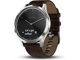 Garmin Vivomove HR Premium / 010-01850 / Brown / Beige / Black / Rose Gold