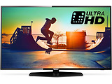 "SMART TV Philips 55PUS6162 55"" 4K UHD / WiFi Direct / Black"