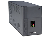 UPS Online Ultra Power 10 000VA / 7 000W / Phase 3/1 / w/o batteries / SNMP Slot / metal case / LCD display