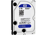 "3.5"" HDD Western Digital Caviar Blue / 2.0TB / 64MB / WD20EZRZ"