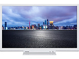 "TV Toshiba 24W1754DG 24"" LED HD Ready / White"