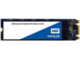 SSD Western Digital Blue 3D 500GB / M.2 SATA / Marvell 88SS1074 / 3D NAND TLC / Type 2280 / WDS500G2B0B
