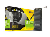 VGA ZOTAC GeForce GT 1030 Zone Edition / 2GB DDR5 / 64bit / Passive Heatsink / ZT-P10300B-20L