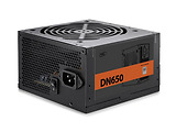 PSU Deepcool DN650 / 650W / ATX 2.31 / 80 PLUS / Active PFC / 120mm fan with PWM / XDC-DN650 / Black