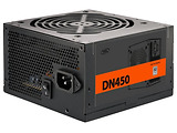 PSU Deepcool DN450 / 450W / ATX 2.31 / 80 PLUS / Active PFC / 120mm fan with PWM / XDC-DN450 / Black