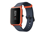 Xiaomi Amazfit Bip / Heart Rate / Steps / Calories / Sleeping Quality Tracking / Black / Red