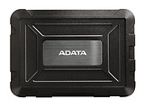 "ADATA ED600 / HDD/SSD External Case / 2.5"" SATA - USB3.0 / Black"