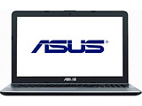 "Laptop ASUS VivoBook X541NA / 15.6"" HD 1366x768 / Pentium  N4200 / 4Gb DDR3 / 1.0Tb HDD / Endless OS / Silver / Red"
