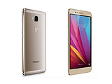 "GSM Huawei Honor 5C / 5.2"" 1920 x 1080 / Octa Core Kirin650 / 3Gb + 32Gb / 13Mp + 8Mp / Android 6.0 / 3000mAh / Gold"