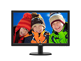"Monitor Philips 243V5LSB5 / 23.6"" FullHD / 5ms / 250cd / LED10M:1 / Black"