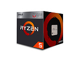 CPU AMD Ryzen 5 2400G / AM4 / 4MB L3 / 14nm / Radeon Vega 11 Graphics / 65W / Box