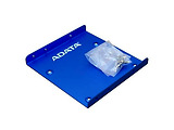 ADATA A62611004 / SSD Adapter Bracket 2.5'' / 3.5'' / Metal / Blue